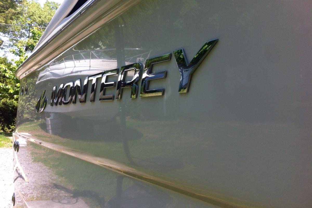 2005 Monterey 250CR, 4