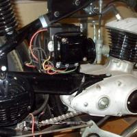 1948 Harley-Davidson 125S Hummer, 3
