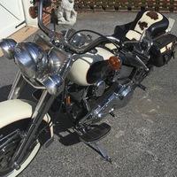 1993 Harley-Davidson 1993 Harley Davidson FLSTN Heritage Nostalgia, 9