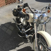 1993 Harley-Davidson 1993 Harley Davidson FLSTN Heritage Nostalgia, 5