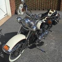 1993 Harley-Davidson 1993 Harley Davidson FLSTN Heritage Nostalgia, 4