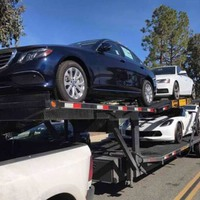 2016 Kaufman 47 ft. Double Deck EZ 4 car Hauler Trailer, 1