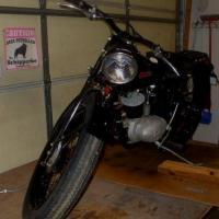 1948 Harley-Davidson 125S Hummer, 0