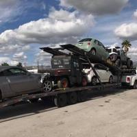2016 Kaufman 47 ft. Double Deck EZ 4 car Hauler Trailer, 3