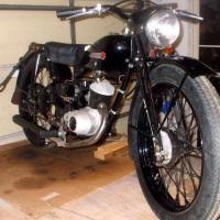 1948 Harley-Davidson 125S Hummer, 1
