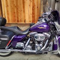 2008 Harley Davidson Road King Classic, 5