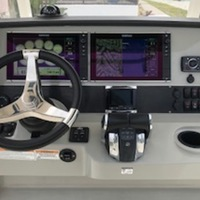 2016 Boston Whaler Dauntless, 14