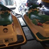 1996 Sea Doo Bombardier SPX and SP, 3