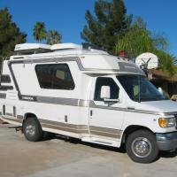 1998 Chinook Concourse XL, 8