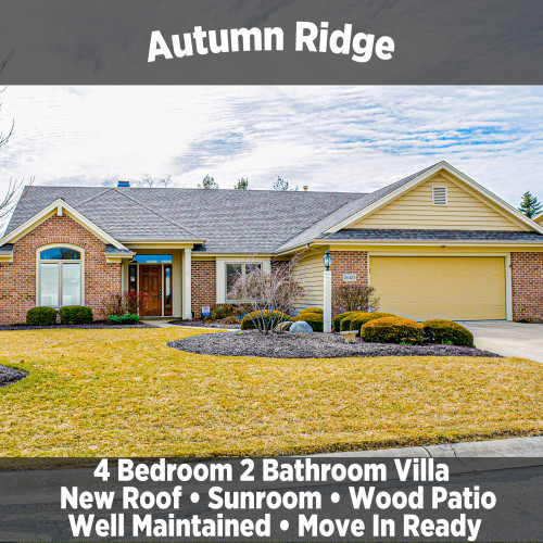 4 Bedroom 2 Bathroom Villa in Autumn Ridge