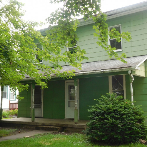 (2) Single family homes located in Warren, Indiana