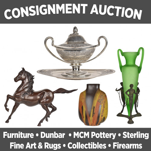 Scheerer McCulloch Auctioneers November 8th 2020 Online Consignment Auction
