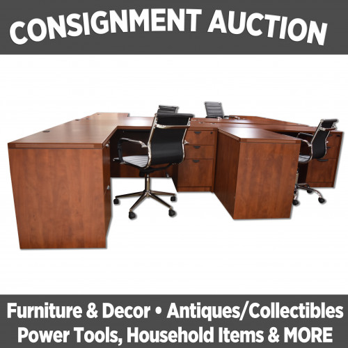 Scheerer McCulloch Auctioneers Consignment Auction