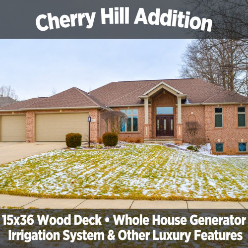 Beautiful 4 Bedroom, 3 Bathroom Home in Cherry Hill Addition