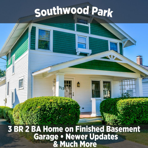 Charming 3 Bedroom 2 Bathroom Home in Southwood Park