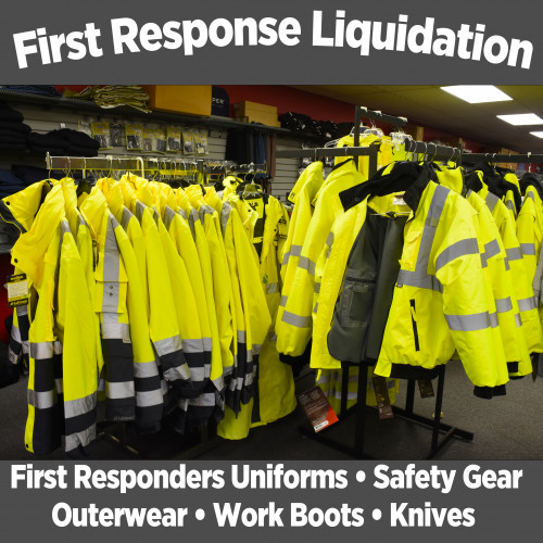 First Response Complete Liquidation Auction