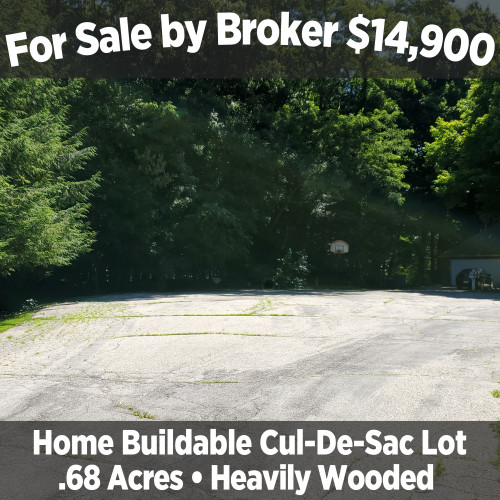 For Sale by Broker - $14,900
