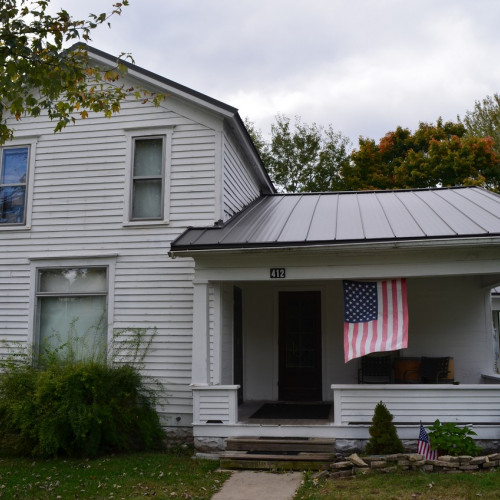 3 bedroom single family home located in Avilla - Noble County