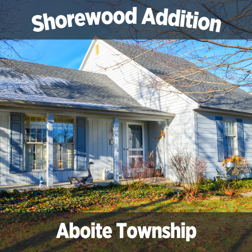 Charming 4 bedroom, 2.5 bath Home in Shorewood, Aboite Township