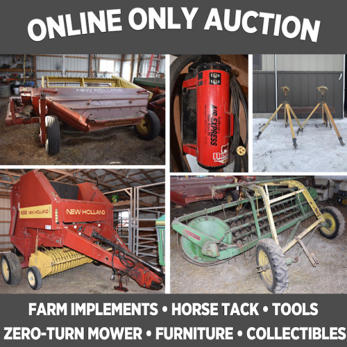 ONLINE ONLY AUCTION_Albion_Feb 15th - Feb 25th, 2021