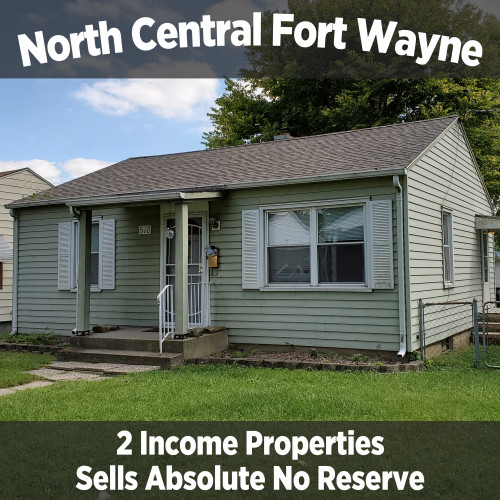 2 Income Properties in North Central Fort Wayne