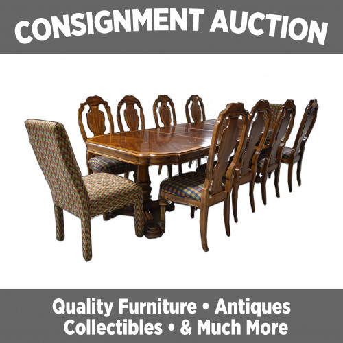 Scheerer McCulloch Auctioneers January 26th 2020 Consignment Auction