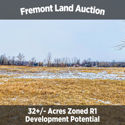Fremont Land Auction