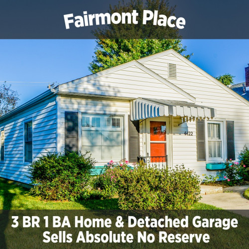 Charming 3 Bedroom 1 Bathroom Home in Fairmont Place