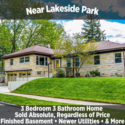 3 Bedroom 3 Bathroom Home Near Lakeside Park