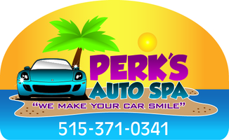 Perk's Auto Spa LLC. ™
