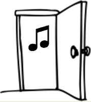 """""""Open Door Music Lessons"""" offered by Family Music Studio"""