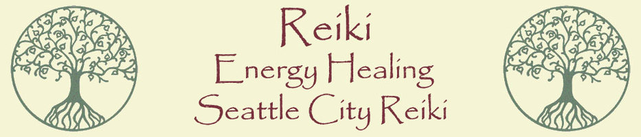 Seattle City Reiki