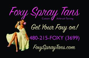Foxy Spray Tans
