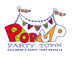 Pop Up Party Town Tents
