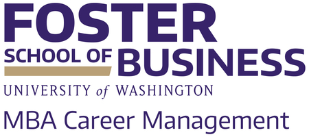 UW Foster MBA Career Management 2nd Year Peer Advisor Scheduling