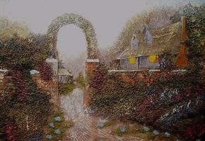 Evalyne's Garden Gate
