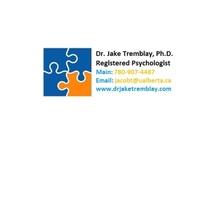 Dr. Jake Tremblay, Registered Psychologist, CCTP