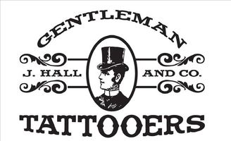J. Hall & Co. Gentleman Tattooers