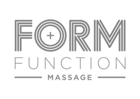 FORM + FUNCTION Massage