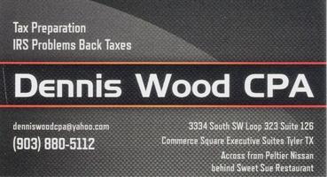 Dennis Wood CPA