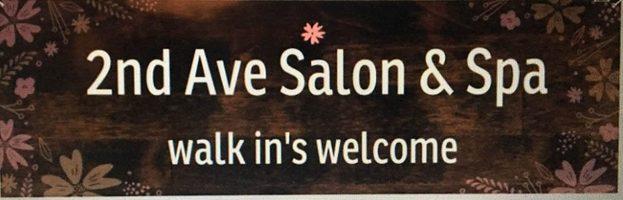 2nd Avenue Salon & Spa