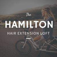 The Hamilton Hair Extension Loft