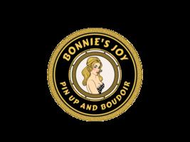 Bonnie's Joy pin up and boudoir