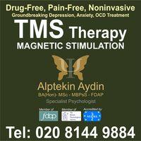 Specialist Psychologist Alptekin Aydin