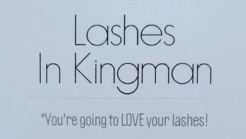 Lashes in Kingman