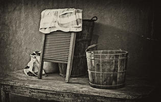 The Hopewell Laundress