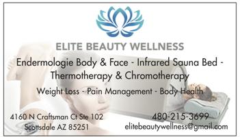 ELITE BEAUTY WELLNESS CENTER Endermologie, Infrared Sauna & Airbrush Tan
