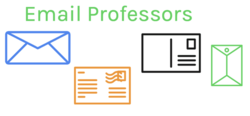 Email profs