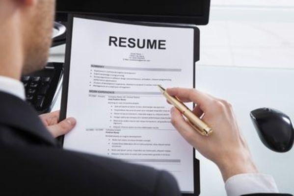 Resume pic