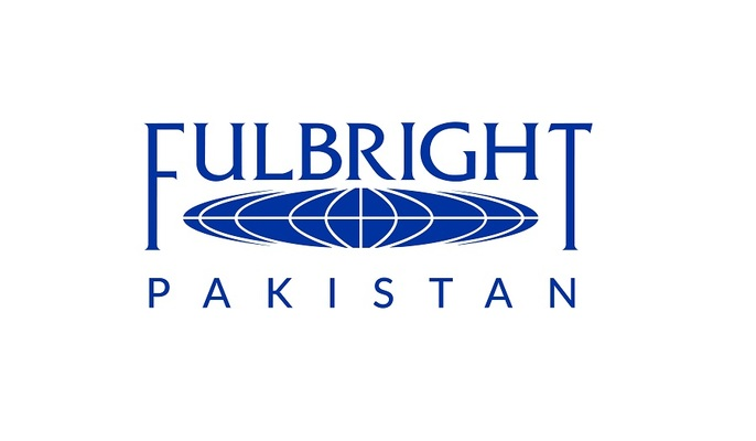 Fulbright pakistan monogram